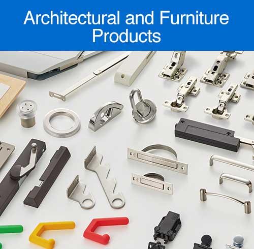 Sugatsune Kogyo | Leading Manufacturer of Metal Hardware