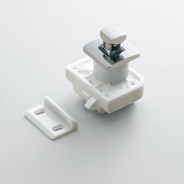 TLP-S   PUSH KNOB LATCH   Furniture and Architectural Products