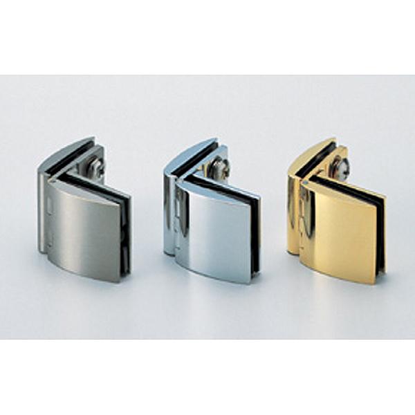 Osuter 5 Piezas Bisagra Puerta Vidrio Aleaci/ón de Zinc con 2PCS Abrazadera de Vidrio S/ólido Bisagra Puertas Cristal Adecuado Para 5-8mm Vaso